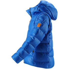Reima Martti Down Jacket Gutter Brave Blue